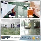 China Natural Stone Green Floor Azulejo Granito para pavimento / Wall / Stairs / Window Sill