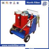 Portátil pequeño equipo de filtrado de aceite del carro