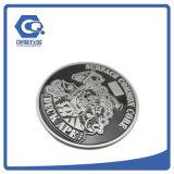 Подгонянная монетка металла конструкции заливки формы 3D коммеморативная