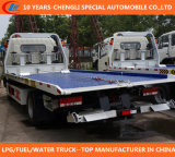 Plate-forme 4X2 Dongfeng démolisseur chariot