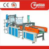 HDPE van de hoge snelheid LDPE PE de Machine van de Zak