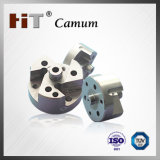 Fabricantes fazendo à máquina da peça do CNC da precisão do aço inoxidável para a aplicação Railway