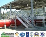 Edificio comercial de Sbs para la plataforma de la estructura de acero