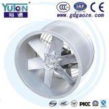 Ventilador de ventilação resistente de alta temperatura do fluxo axial de Yuton