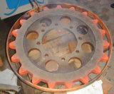 취급을 가열하는 기어 샤프트 자동차 부속을%s 감응작용 강하게 하는 장비