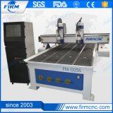 Multihead MDF Woodworking Double chefs CNC Router