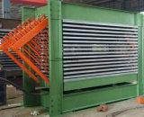 Máquina caliente de la prensa de la chapa para la madera contrachapada