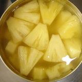 Fruta natural de ananás em calda Barato preço conservas de ananás
