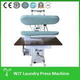 Машина прачечного одежды отжимая, машина одежд утюживя