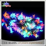 40 теплый шнур белизны СИД освещает света белизны СИД света праздника света украшения рождества декоративные теплые Fairy
