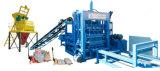 Bloque de contención de concreto automática que hace la máquina