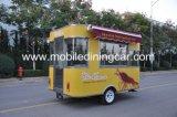 De de Aangepaste Richtende Aanhangwagens van China Manurfacturer/Aanhangwagen van de Snack voor Verkoop