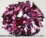 Metallisches Rosa POM Poms, Cheerleading POM Poms
