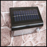 32 angeschaltenes Solarlicht PCS-LED Fq-105, an der Wand befestigtes Induktions-Licht
