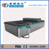 Sports Products Canvas Parasail CO2 Laser Cutting Machine