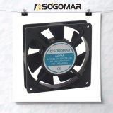 Abkühlender Plastikschaufeln Wechselstrom-axialer Ventilator der Ventilations-Sf12025
