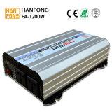 Hoge 12V 220V Convertor Quanlity met LCD Vertoning (FA1200)