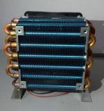 Purswave Cp4X6X120の12V 24V 220Vの120X120mmのファンが付いているエア冷却されたコンデンサーのファン冷却のコンデンサーの熱交換器のマッチ