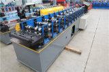 Drywall Profil utilisé goujon et machine à profiler de chenille