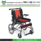 Energie stützen und kippen Rollstuhl
