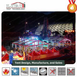 Fertigung-freies Überspannungs-Zelt für Luxuxhochzeit/Partei/Arten von Ereignissen