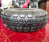 10 polegadas flat livre roda preenchidos com espuma