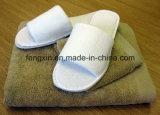 Chaussons à l'élasticité en couleur blanc à haute qualité