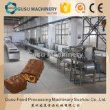 Máquina da produção da barra do caramelo e de nougat do revestimento do chocolate