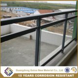 Disegno del balcone dell'acciaio inossidabile della rete fissa del raggruppamento di sicurezza del bambino con l'alta qualità
