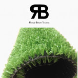 Paisagem artificial verde bonita da decoração do jardim da grama