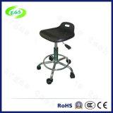 De regelbare Kruk van Pu ESD voor Cleanroom en Laboratorium (egs-3325-GHL)