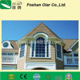 Material incombustibile Calcium Silicate Siding Board per Home Decoration