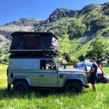 Maggiolina kampierendes SUV Dach-Oberseite-Zelt für Verkauf