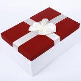 Manufactura de gran tamaño personalizado Embalaje de regalo Caja de papel Kraft Caja de papel