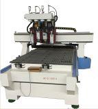 Tipo differente assi di rotazione con il multi macchinario di CNC degli strumenti per falegnameria