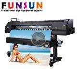 Printer van de Sticker van het Grote Formaat van Funsunjet fs-1800K de Openlucht Vinyl (1.8m, 1440dpi, DX5 hoofd, economische en goede kwaliteit)