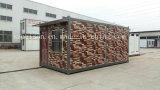 Colorir casa pré-fabricada/Prefab móvel de aço para a venda quente