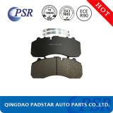 China Factory Weld-Mesh Back Plate Auto Peça Sobressalente pastilhas de travões