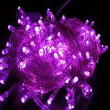 (ENST-100) a corda do Natal do diodo emissor de luz dos 10m 100LEDs ilumina ao ar livre