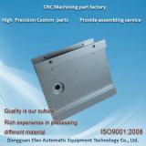 物質的なレポートAluminum6063を提供してCNCの予備品を製粉する精密を陽極酸化しなさい