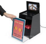 جيّدة يبيع أكريليكيّ اقتراع سرّيّ [سوغّسأيشن بوإكس] مع [لكد] شاشة
