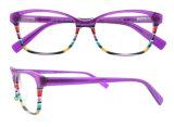 2016 Eyeglasses coloridos do acetato do Sell quente para mulheres