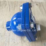 Extremidade de linha, válvula de ar de tipo automático do único orifício