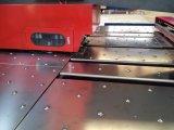 특별한 무거운 두꺼운 강철 플레이트 유압 CNC 구멍 뚫는 기구 기계