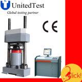 Machine d'essai servo hydraulique de compression de série de YAW-D