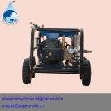 携帯用高圧洗濯機のウォータージェットの電気クリーニング