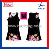 [هلونغ] نساء يطوّل [نتبلّ] ثوب ملابس رياضيّة مع حجز تصميم