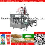 Currypulver-Beutel gegebene Verpackungsmaschine
