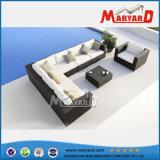 Sofa sélectif de rotin de meubles de jardin
