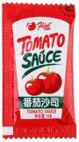 De automatische Pakketten die van de Ketchup van de Tomatensaus de Machine van de Verpakking van de Stok van het Deeg verpakken